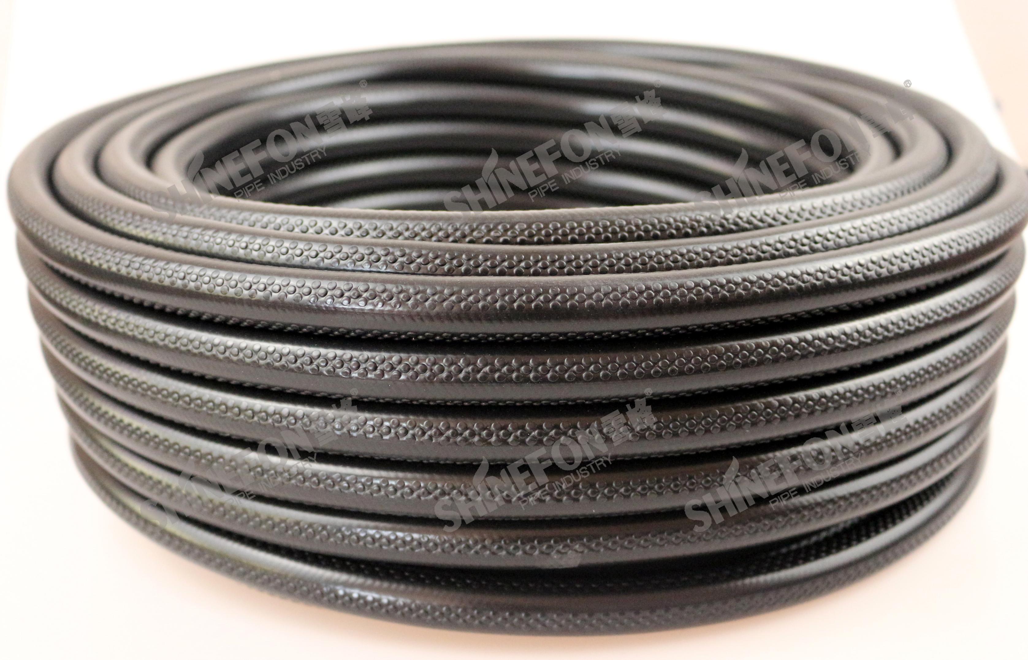 钢丝管-黑色