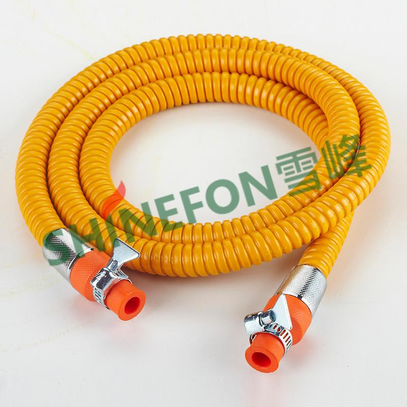 铠装煤气管